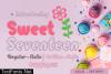Sweet Seventeen Font