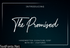 The Promised Font