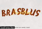 Brasblus Font