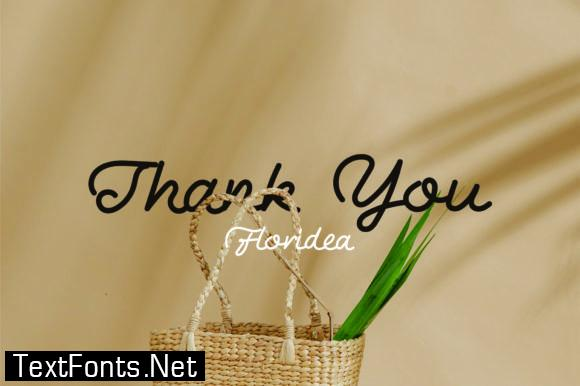 Floridea Font