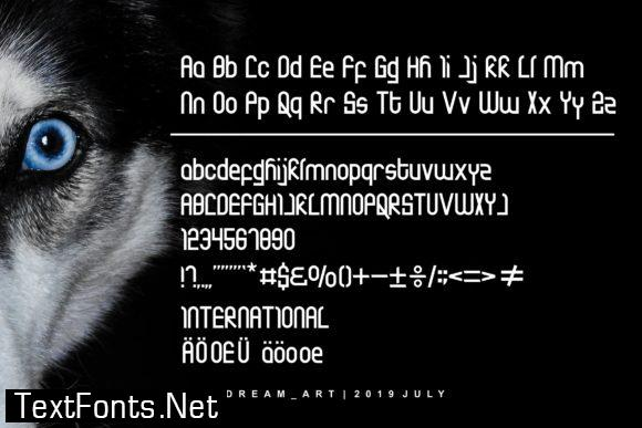 Optimis Font