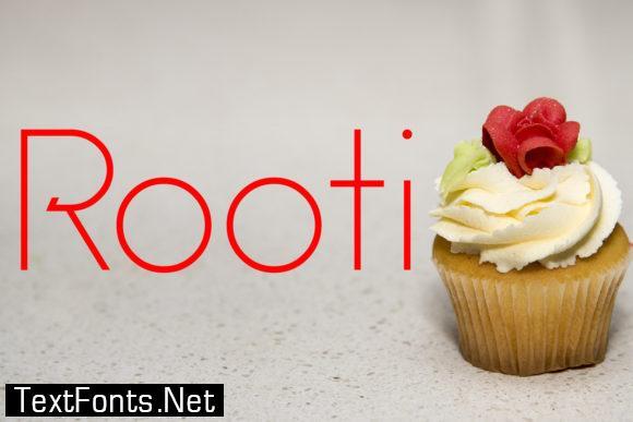 Rooti Font