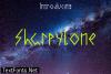 Sharpylone Font
