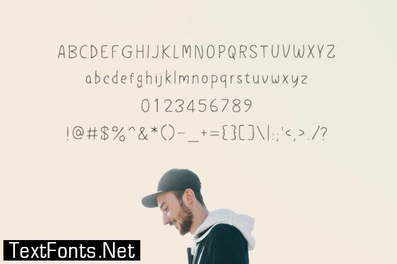 Cherish Today Font