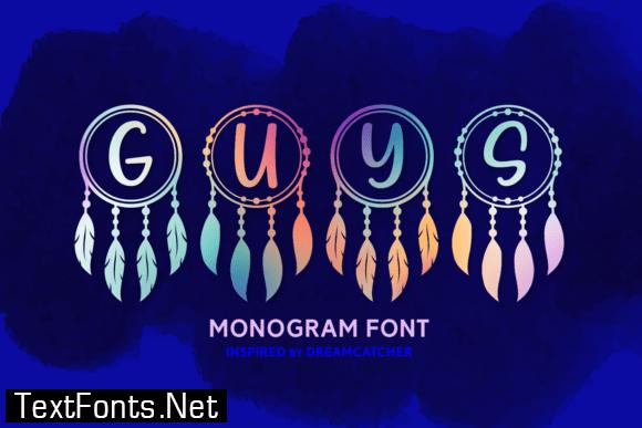 Guys Font
