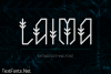 Laima Ethnic Font