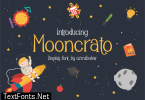 Mooncrato Font