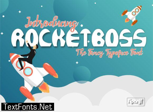 Rocketboss Font