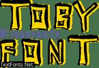 Toby Font