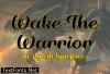 Wake the Warrior Font