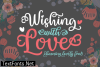 Wishing with Love Font
