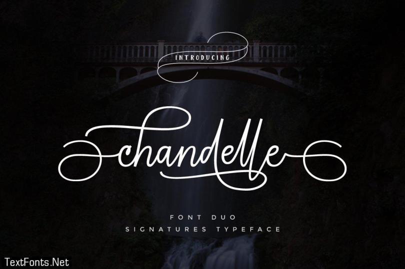 Chandelle Signatures 2957752