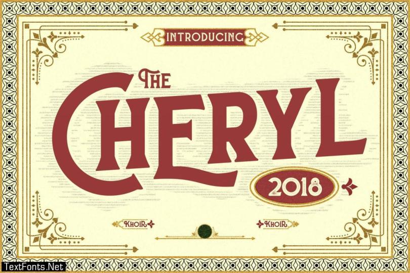 CHERYL 2917013