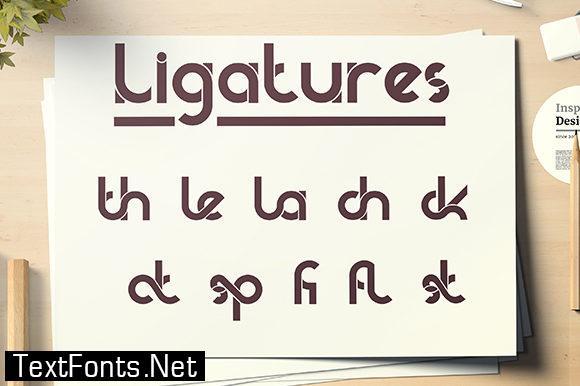 Droidlady Font