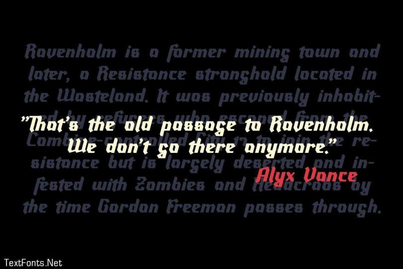 Ravenholm Family 2411408