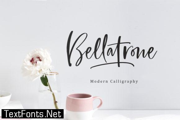 Bellatrone Font