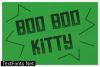 Boo Boo Kitty Font