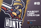 HUNTER - E-Sports Logo Creator