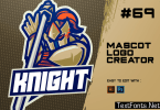 KNIGHT - E-Sports Logo Creator