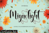 Mignolight Font