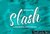 Slash Font