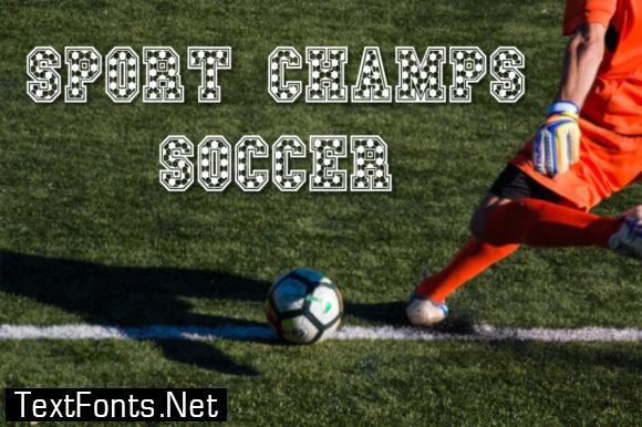Sport Champs Soccer