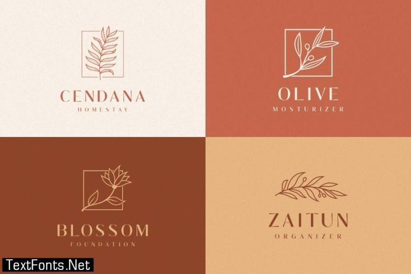 Waluxe - Luxurious Roman Sans
