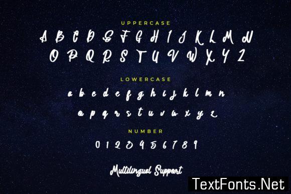 Astania Font
