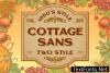 Cottage Sans Font
