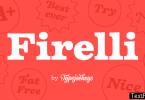 Firelli Font Family