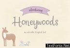 Honeywoods Font