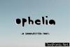 Ophelia Font