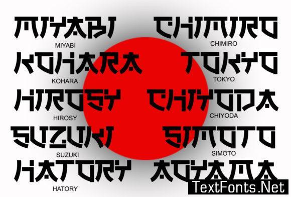 Sakurata Font