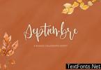 Septiembre Font