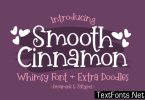 Smooth Cinnamon Font