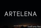 Artelena Font