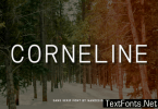 Corneline Font