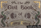 FairyBlood Font