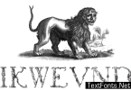 Ikewund Font