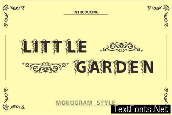 Little Garden Font