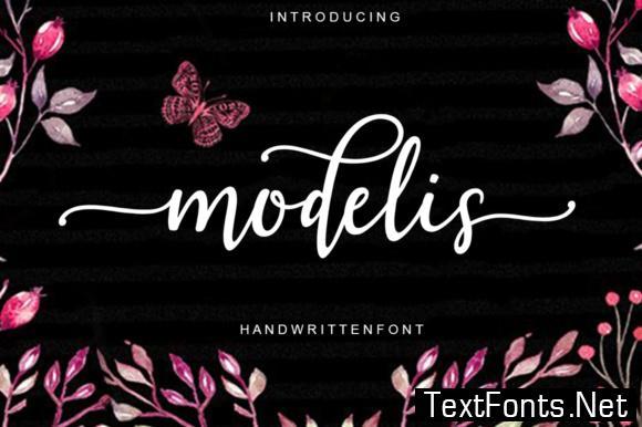 Modelis Font