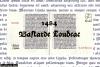 1484 Bastarde Louceac Font