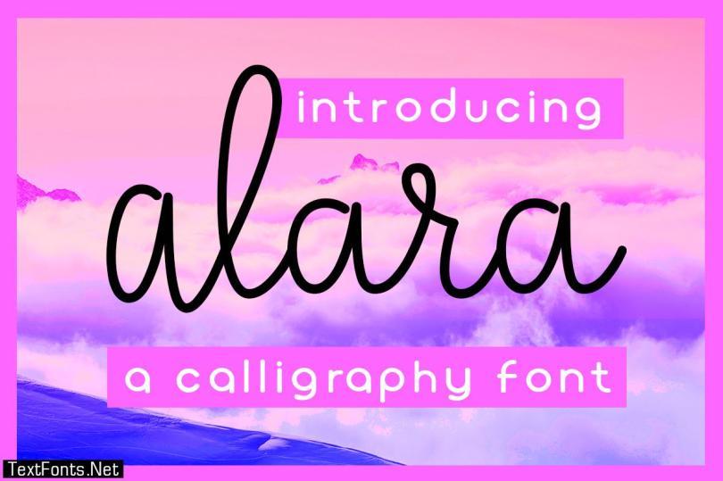 Alara Font