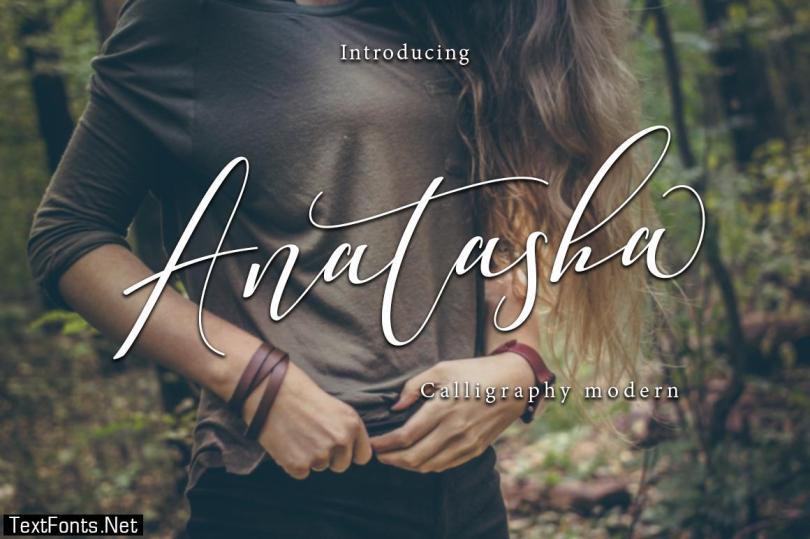 Anatasha Font