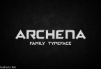 Archena Font
