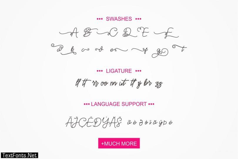 Baratta Font