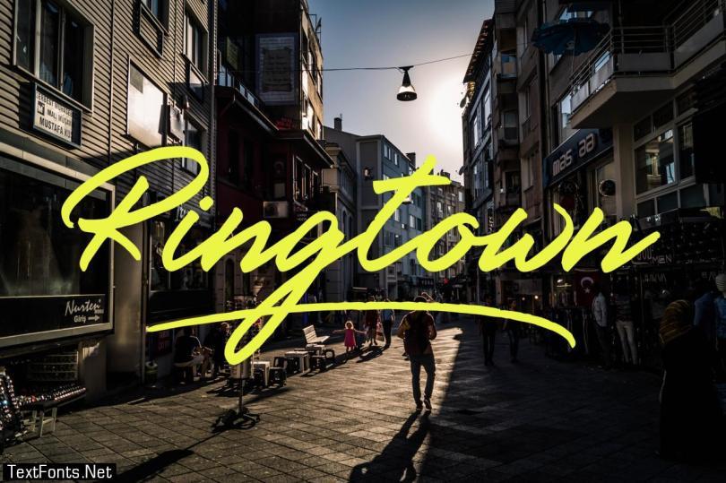 Ringtown Font