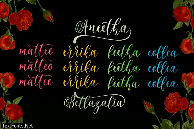Rositha Font