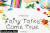 Fairy Tales Come True Font