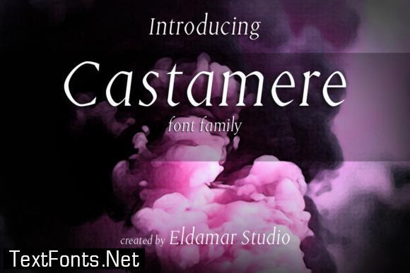 Castamere Font